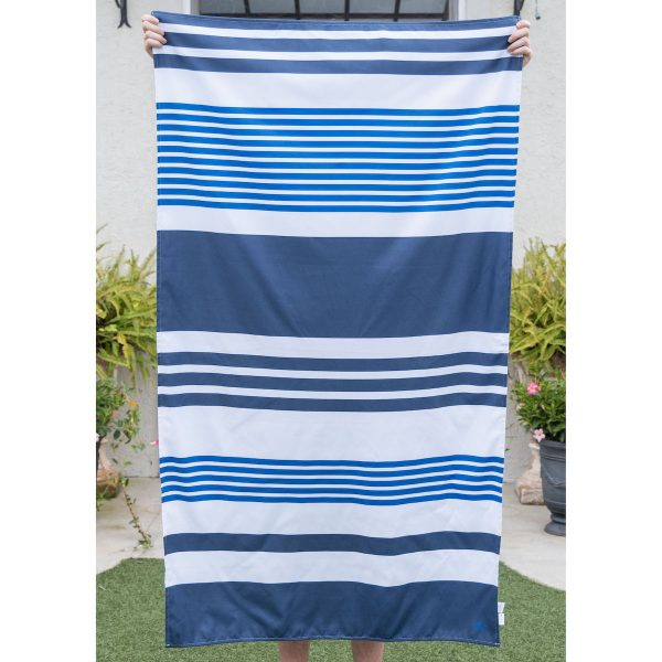 PARADISE STRIPE BEACH TOWEL