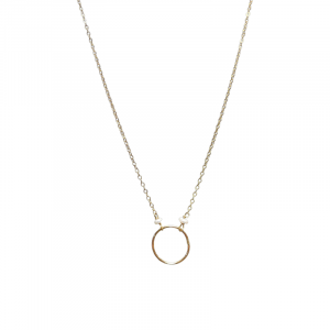 PATTY CLARKE DESIGNS CIRCLE OF LIFE ON CHAIN
