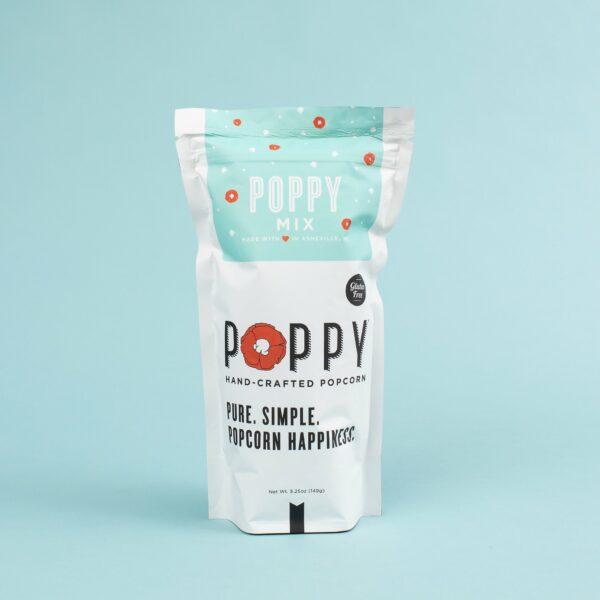POPPY MIX MARKET POPPY HAND-CRAFTED POPCORN