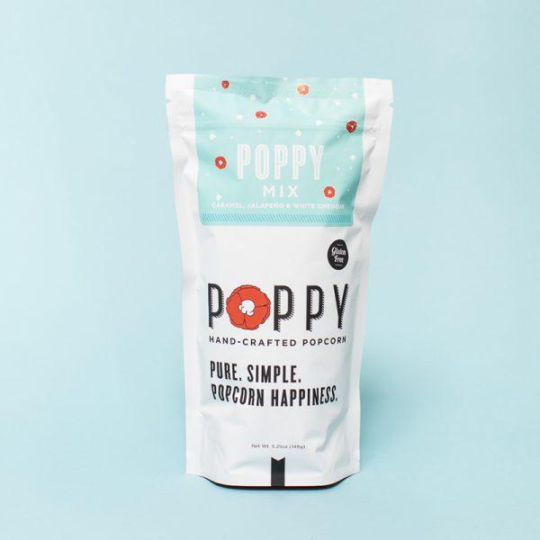 POPPY MIX POPPY HAND-CRAFTED POPCORN