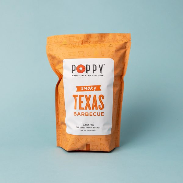 POPPY TEXAS BBQ SERIES POPCORN