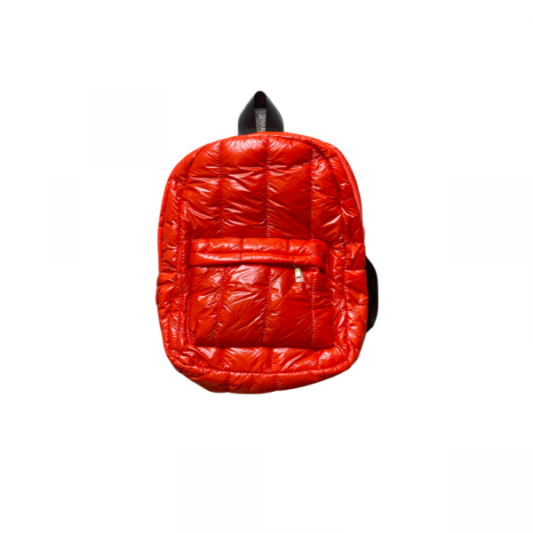 QUILTED PUFFER BACKPACK