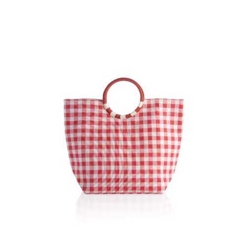 RED GINA TOTE