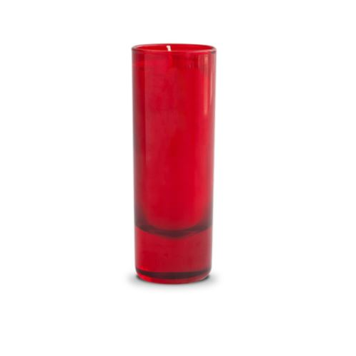 RED VALENTINES 2 OZ CASHMERE VOTIVE