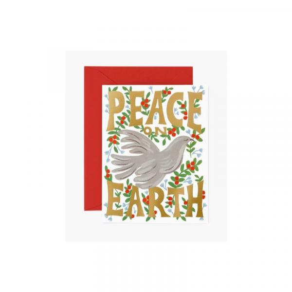 RIFLE PAPER PEACE DOVE BOX SET CARDS