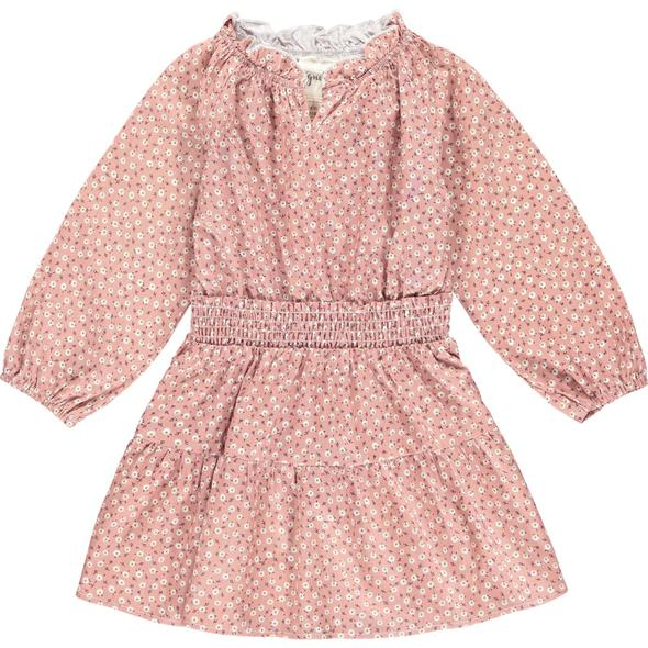 ROSE FLORAL WILLOW DRESS