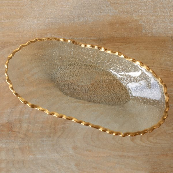 ROYAL STANDARD OVAL SERVING TRAY