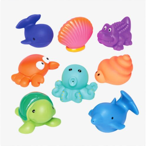 SEA PARTY SQUIRTIES