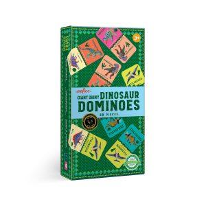 SHINY DINOSAUR DOMINOS