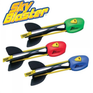 SKY BLASTER AND ROCKET LAUNCHER