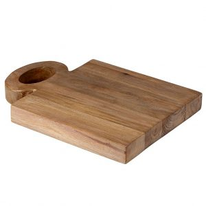 SMALL SQUARE CUTTING BOARD