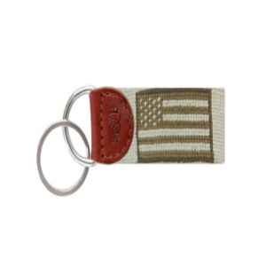 SMATHERS & BRANSON KEY FOB ARMED FORCES