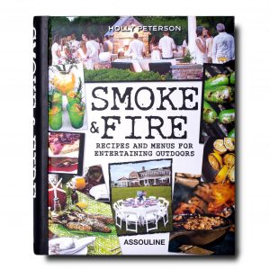 ASSOULINE- SMOKE & FIRE BOOK