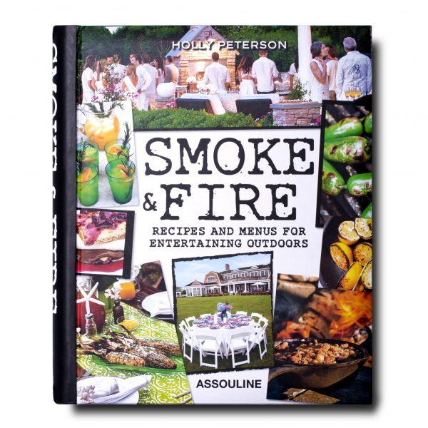 ASSOULINE- SMOKE & FIRE BOOK