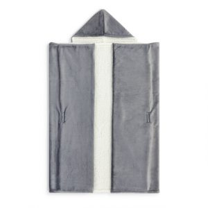 SNUGGLE UP BLANKET - GRAY