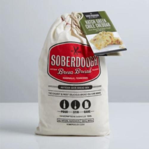 SOBERDOUGH HATCH GREEN CHILE CHEDDAR BREAD
