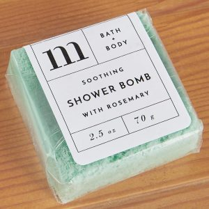 SOOTHING SHOWER BOMB