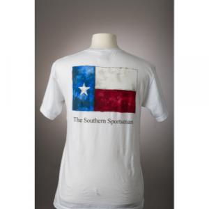 SOUTHERN SPORTSMAN TEXAS FLAG SHORT SLEEVE SHIRT