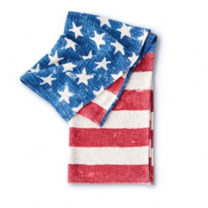 STARS & STRIPES FOREVER THROW