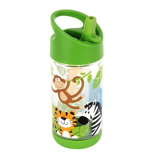 STEPHEN JOSEPH FLIP TOP BOTTLE-ZOO