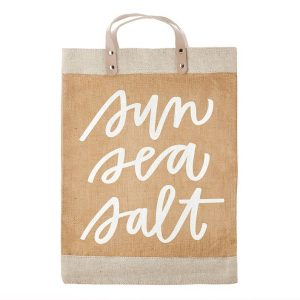 SUN SEA SALT MARKET TOTE
