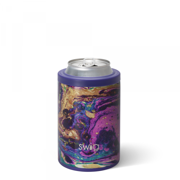 SWIG PURPLE RAIN 12 OZ COMBO COOLER