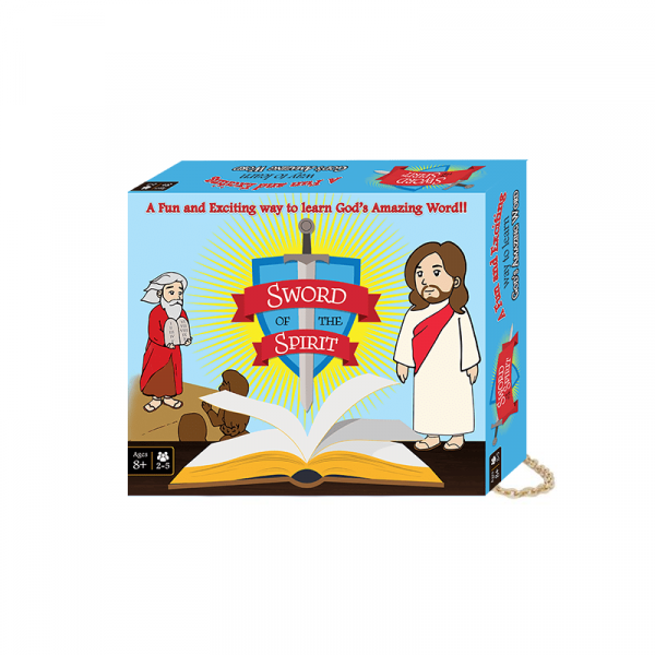 SWORD OF THE SPIRIT BOARD GAME