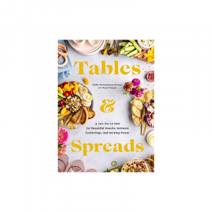 TABLES & SPREADS BOOK