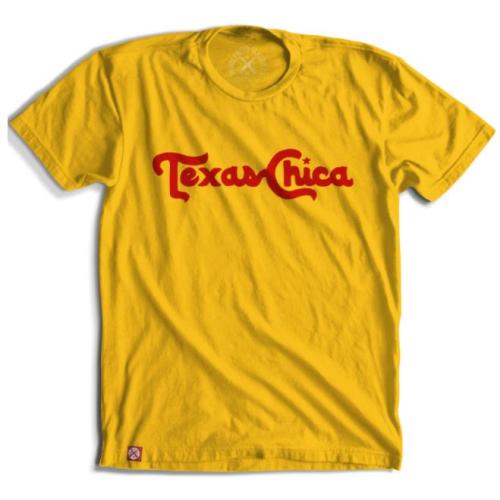 TEXAS CHICA CREW NECK SHIRT