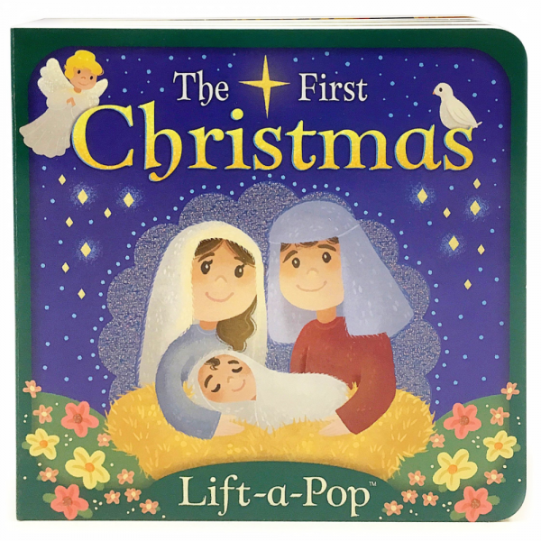 THE FIRST CHRISTMAS LIFT A POP BOOK