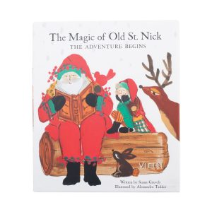 THE MAGIC OF OLD ST. NICK BOOK