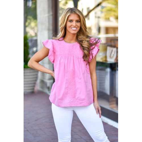 THE MARY KATE TOP