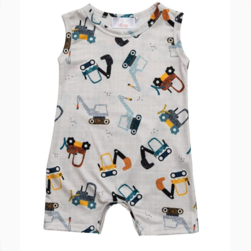 TRACTOR SHORTY ONE-PIECE