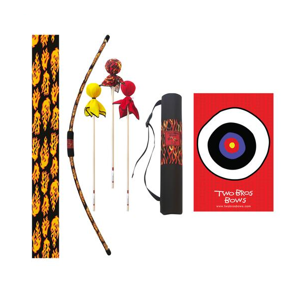 TWO BROS BOWS FLAMEARCHERY COMBO SET
