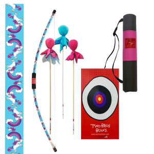 TWO BROS BOWS UNICORN ARCHERY COMBO SET