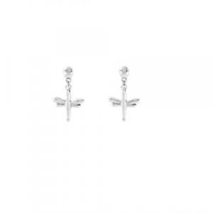 UNO DE 50 HOLD-ME TIGHT EARRINGS