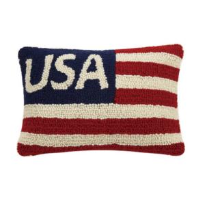 USA HOOK PILLOW