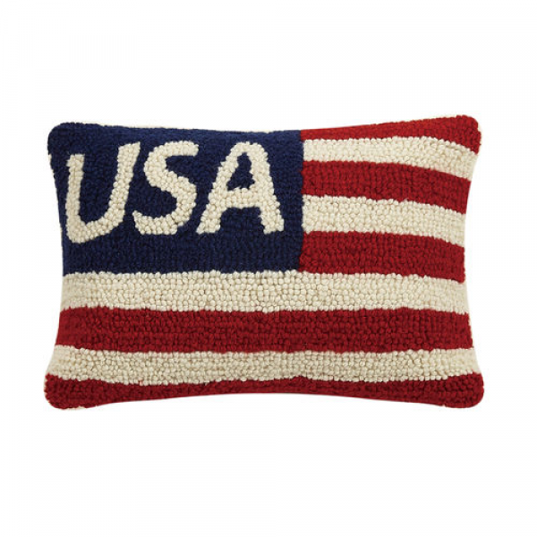 USA HOOK PILLOW