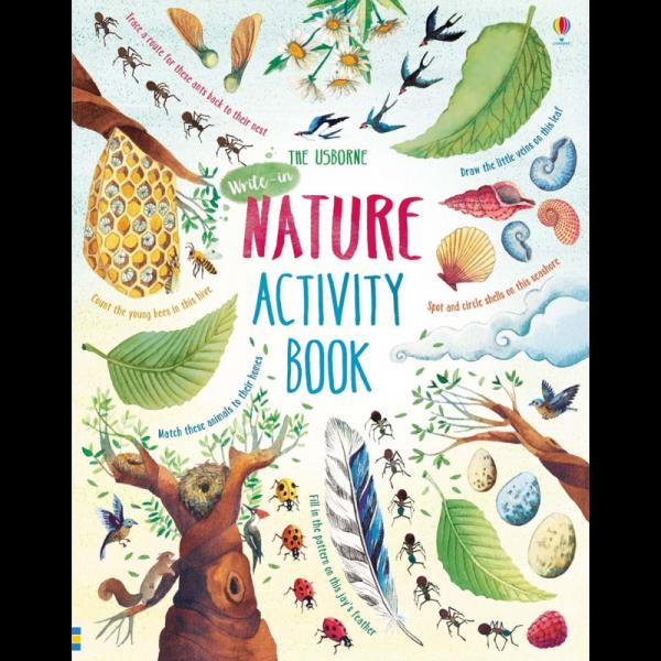 USBORNE NATURE ACTIVITY BOOK