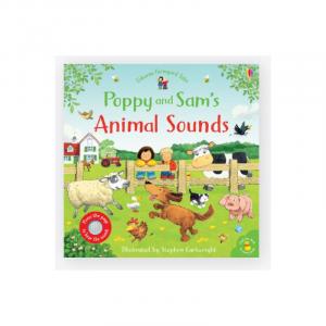 USBORNE POPPY AND SAM'S ANIMAL SOUNDS
