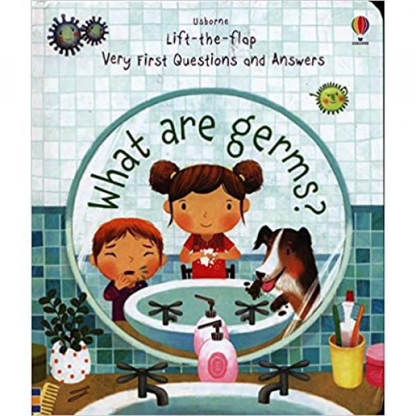 USBORNE WHAT ARE GERMS