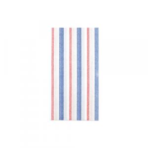 VIETRI AMERICANA STRIPE GUEST TOWEL
