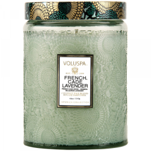 VOLUSPA FRENCH LAVENDER CADE 18 OZ