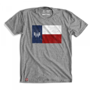 WHATABURGER FLAG CREW NECK SHIRT