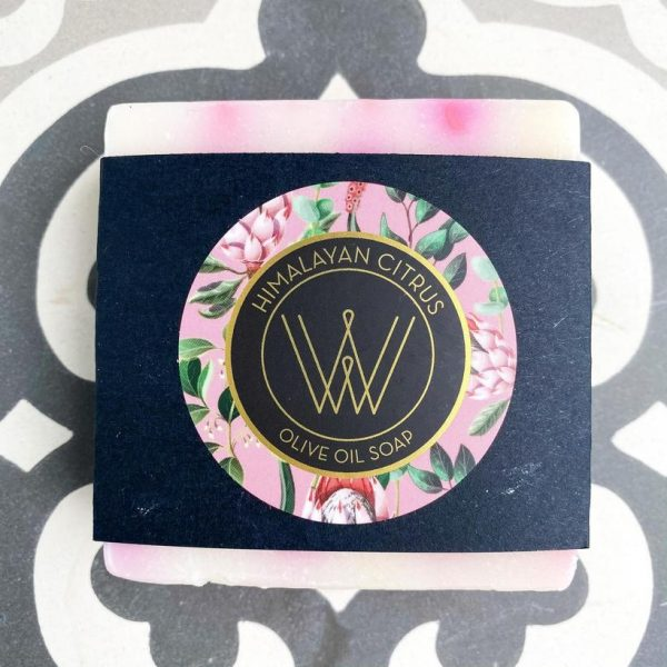 WINTON & WAITS OLIVE OIL BAR SOAP