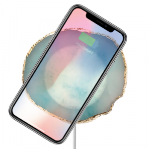 WIRELESS CRYSTAL CHARGING PADS