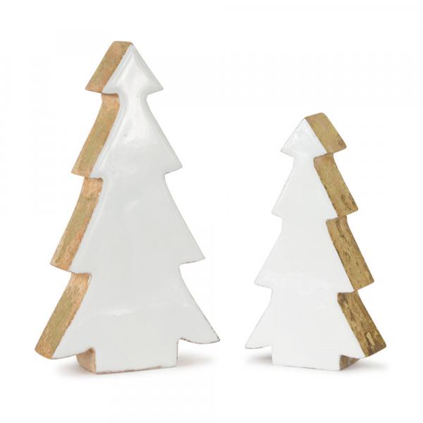 WOOD CHRISTMAS TREES