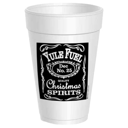 YULE FUEL CHRISTMAS SPIRIT CUPS