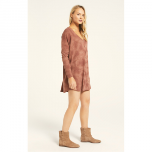 Z SUPPLY WHISKEY GROVE THERMAL DRESS